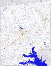 map of hunt county bridgehunter hunt county