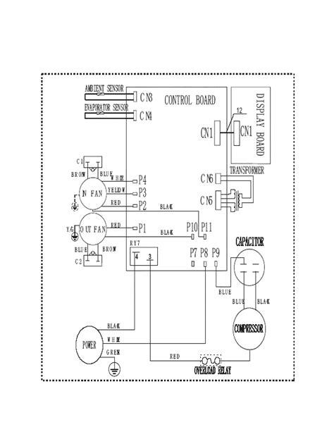 home air home air conditioner wiring diagram