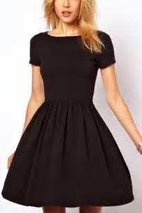 casual black dress review clothing brand fashion gossip