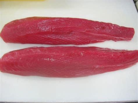Fish Tuna Loin fresh tuna loins