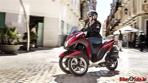 yamaha tricity  price specs mileage colours