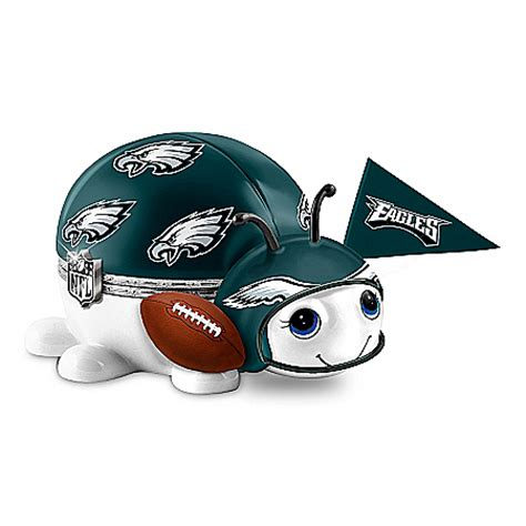 philadelphia eagles fan gear music box shop collectibles figurines merchandise