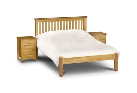 Dresser Bed Frame by Barcelona Pine Bed Frame Pl Furniture