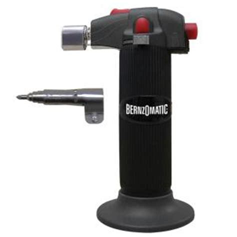 bernzomatic st2200t butane micro torch 330194 the home depot