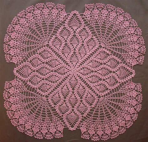 doily pattern pinterest square doily pattern doilies pinterest ravelry