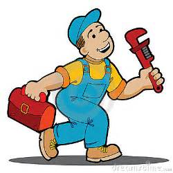 plumber cliparts