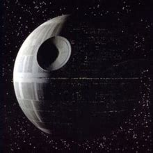 The first death star in star wars