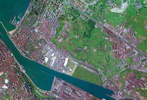 imagenes satelitales y fotografias aereas mapa a 233 reo de getxo