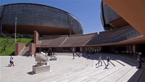 Casa Della Musica Roma by Auditorium Della Musica Renzo Piano A Roma Salini