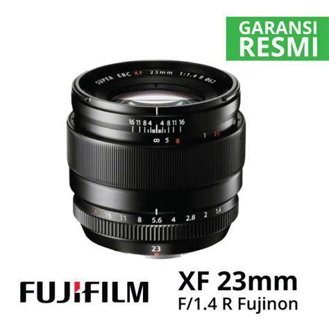 Fujifilm Fujinon Xf 23mm F 1 4 R fujifilm xf 23mm f1 4 r fujinon harga dan spesifikasi