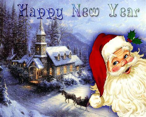 wallpaper christmas santa happy happy christmas for 2008 wallpaper free download