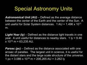 what is a light year equal to the au lightyear and parsec