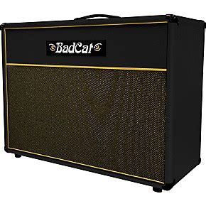 2 12 Guitar Cabinet by Bad Cat Extension 2x12 Guitar Cabinet Musician S Friend
