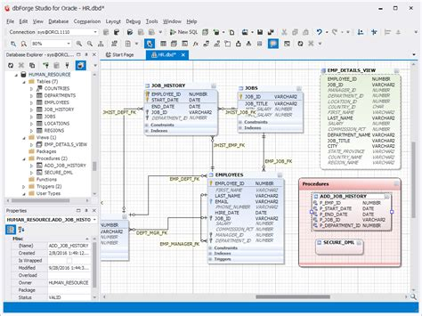 free database diagram tool oracle designer entity relationship diagram tool for oracle
