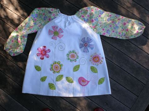 pattern for an art smock don t look now kids art smock pattern