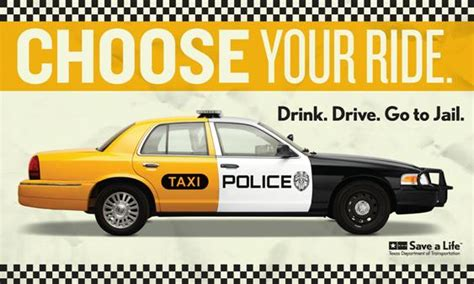 the ride of your choosing what drives you see choose do books drink drive go to orange county tx sheriff s office