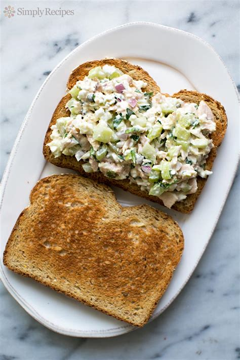 The Best Way To Cook Tuna by Best Tuna Salad Sandwich Recipe Simplyrecipes