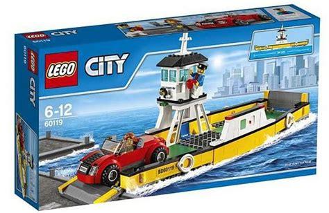 Lego 60119 Ferry City lego 60119 ferry i brick city