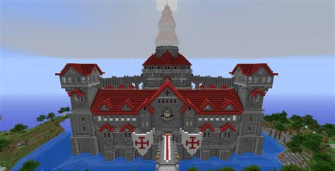 Home Design Ideas Youtube by Epic Castle Minecraft Project