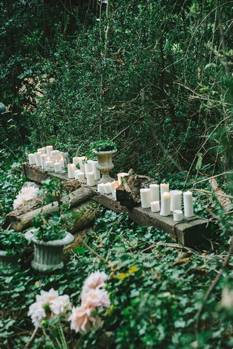 Fairytale Woodland Wedding Inspiration