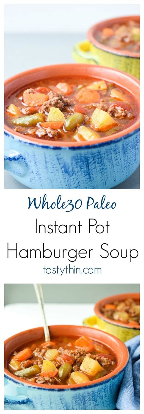 Hamburger Detox Soup by Best 20 Whole 30 Soup Ideas On Whole Food