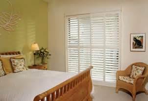 Sliding door sliding door window blinds