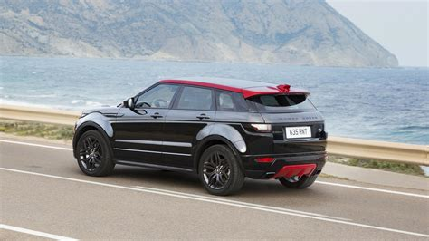 land rover evoque 2017 range rover evoque minor update and features