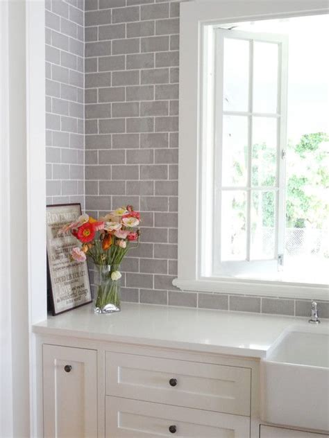 white kitchen subway tile the interior collective chic modernized interior through complete renovation
