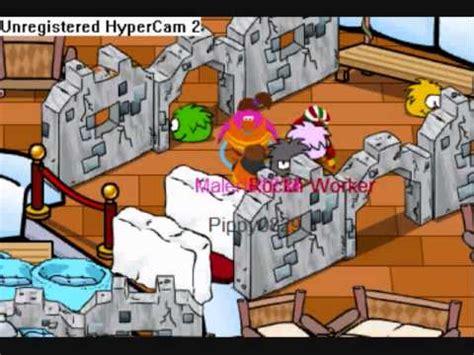 club penguin titanic sinking club penguin titanic part 1 youtube