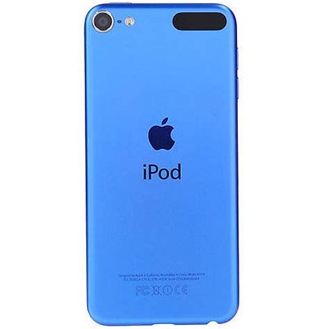 Ipod Touch 6th 16gb apple ipod touch 16gb 6th generation blue mkh22ll a