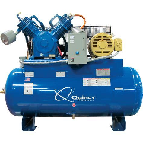 quincy qt  splash lubricated reciprocating air