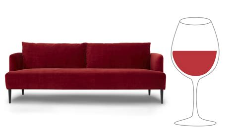 wine sofa national ros 233 day pairing your wine and sofa