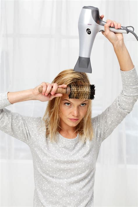 Hair Dryer Tips 10 things you re doing wrong when drying your hair