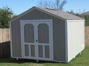 backyard barns custom wood storage sheds san antonio