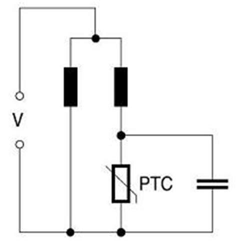 ptc thermistor in motor smart ptc thermistor