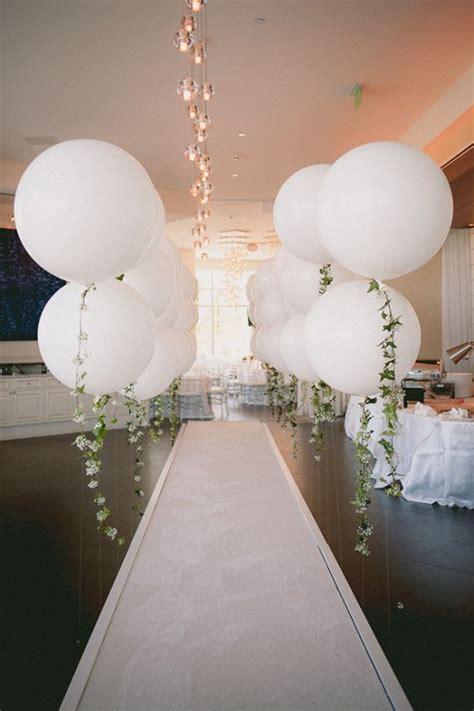 balloon decorations an affair for wedding