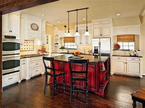 traditional kitchens with islands traditional kitchen photos hgtv