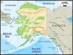 Map Alaska by Map Of Alaska Newblogmap