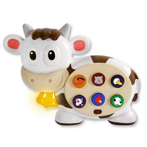 Early Learning Book Animal Dan Animal Planet Pets Activity Book farm animals sound barnyard bessie cow educational toys planet