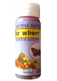 Koepoe Strawberry Pasta 60ml koepoe aroma pasta strawberry bazaaro