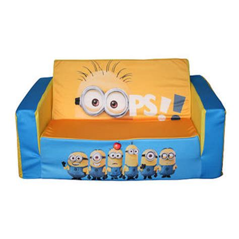 minion couch despicable me minion flip sofa from toysrus things i want as