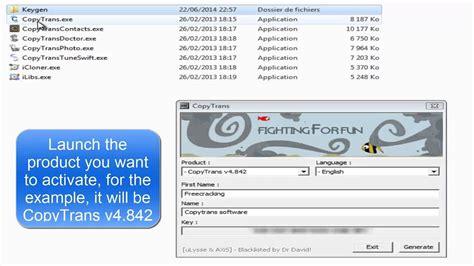 best crack software free download full version copytrans full version crack serial key free download