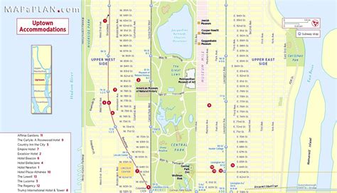 manhattan map of attractions image gallery lower manhattan tourists spot