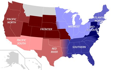 usa map regions region usa driverlayer search engine