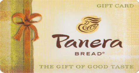 Panera Gift Card Online - panera 25 gift card giveaway joe