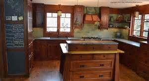 How To Paint Old Kitchen Cabinets Ideas a craftsman kitchen lover s dream subway tile blog