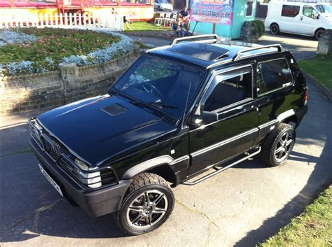 classic fiat panda classic fiat panda 4x4 141a modified and built by