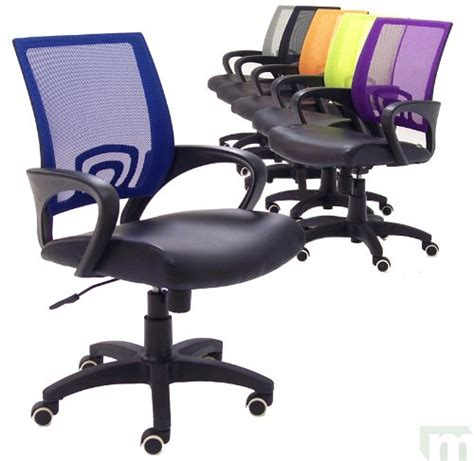 leather mesh color burst office chairs your special
