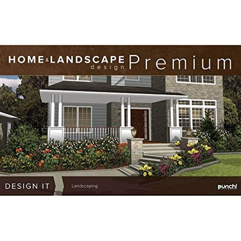 punch software home landscape design premium punch home landscape design premium v18 for windows pc