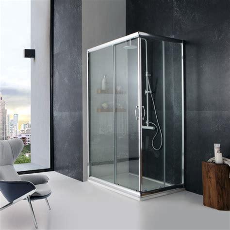 docce in cristallo vasche e docce